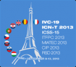 IVC-19  Paris, France, 9-13 september 2013, booth # 16